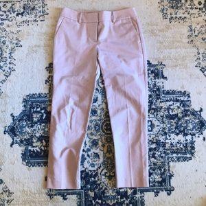 Ann Taylor Marissa Dress Pant in Pink